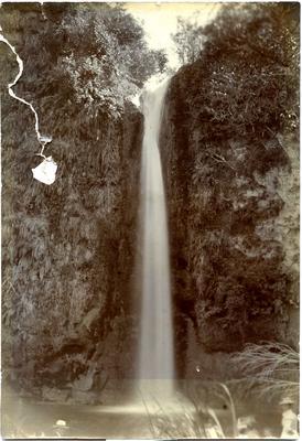 Tangoio Falls, Napier