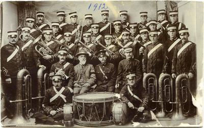 Oamaru Garrison Band