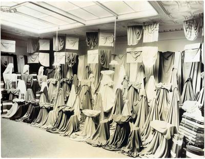 Fabric Department, John Bulleid and Company Limited.