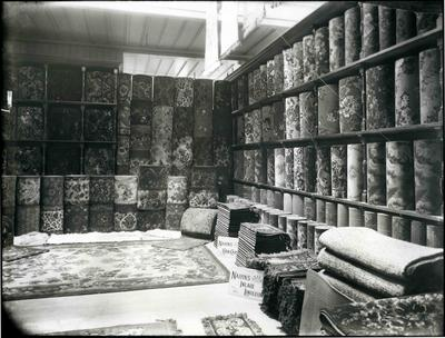 Carpet Department, John Bulleid and Company Limited.