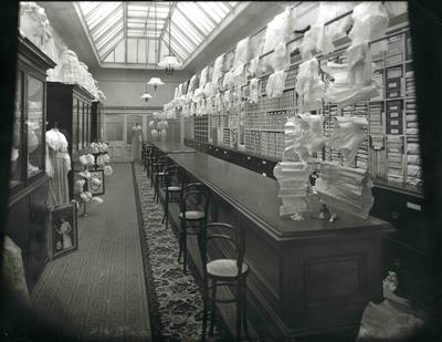 Ladies Lingerie Department, John Bulleid and Company Limited.