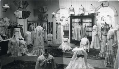 Dress Department, John Bulleid and Company Limited.