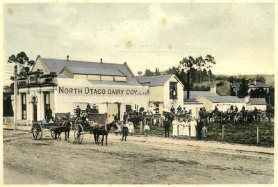 North Otago Dairy Factory