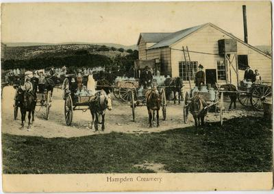 Hampden Creamery; Mahan, Robert (b.1862, d.1928); P0019.732