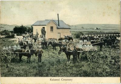 Kakanui Creamery