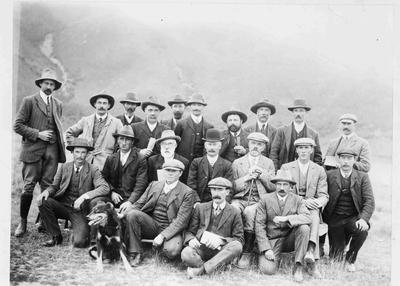 Waitaki Collie Club Officials