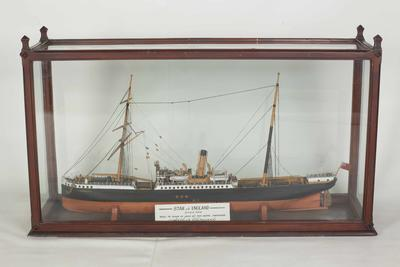 Model Ship - SS Star of England