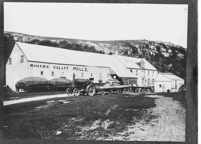 Clarks Mill, near Maheno, North Otago