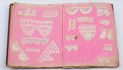 Lace Sample Book