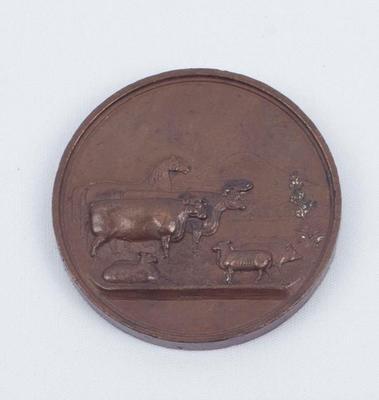 North Otago Agricultural and Pastoral Association Medal