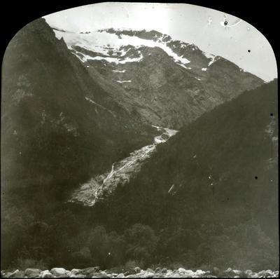 Mountain scene, unidentified; 2019/192.1.27