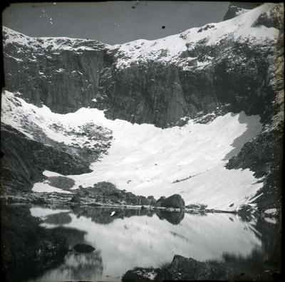 Mountain scene, Moraine Creek; 2019/192.1.34