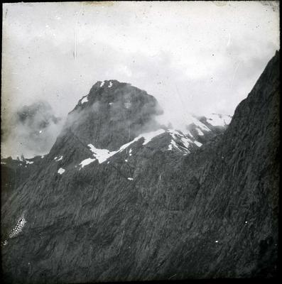 Mountains, Moraine Creek