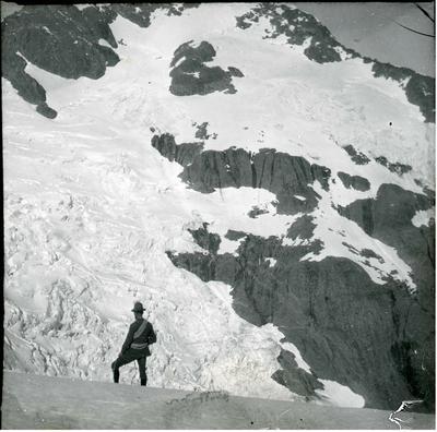 Glacier, Mount Talbot [?]; 2019/192.2.8