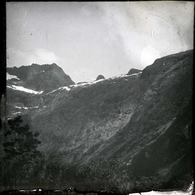 Mountain scene, Cleddau Valley; 2019/192.2.88