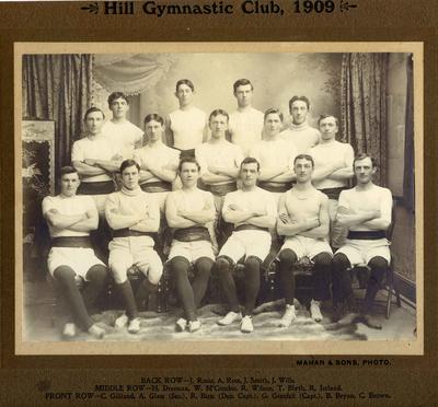 Hill Gymnastic Club
