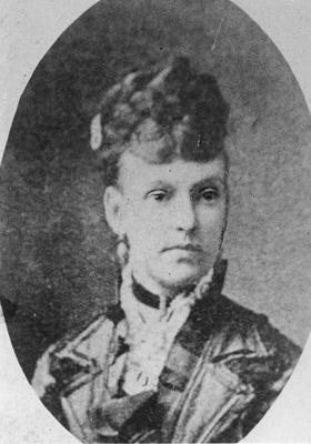 Caroline Matilda Ward