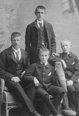 Adam Anderson's sons, Herbert