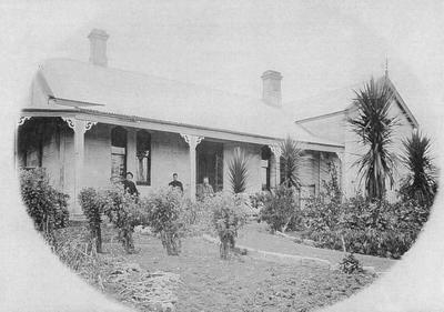 'Maryhill', home of Adam and Catherine Anderson, Herbert.