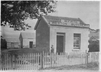Firth, William.  Weston Butchery