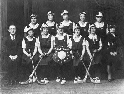 Pirata Senior Hockey team