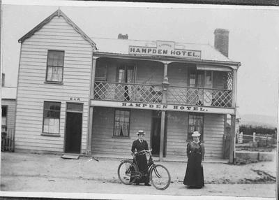 Hampden Hotel c1900