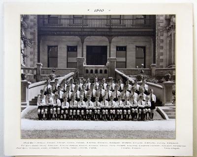St Thomas' Boys Academy Pupils
