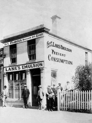 E. G. Lanes Factory