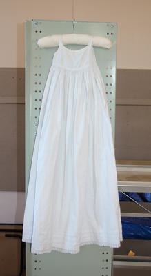 Baby Gown Petticoat; Woonton, Frances (b.1823, d.1902); 79/0650