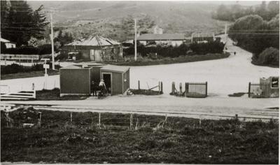 View of Ngapara, North Otago.