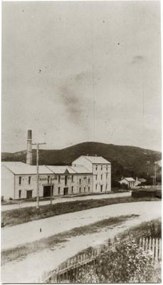 Milligan's Eclipse flour Mill, Ngapara