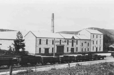 Ngapara Flour Mill - Milligans Eclipse