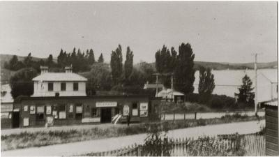 Ngapara Railway Station.