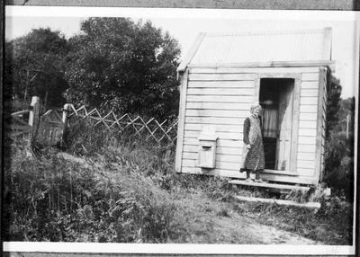 Rural Post Office, unidentified