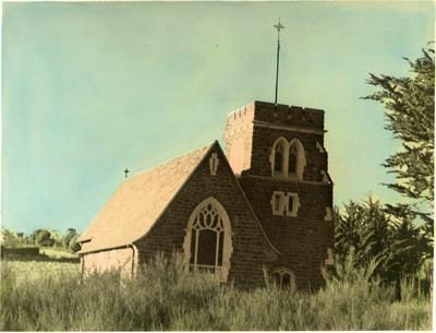 St Andrews Anglican Church, Maheno
