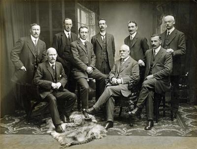 Oamaru Chamber of Commerce Executive 1877