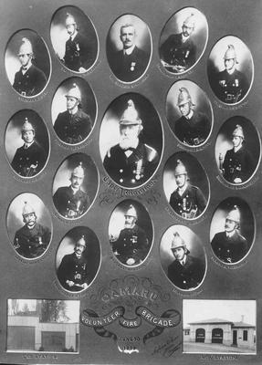 Oamaru Fire Brigade