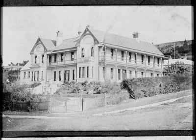 Rosary Convent c.1910 Torridge Street.