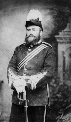 Lieutenant Colonel George Sumpter