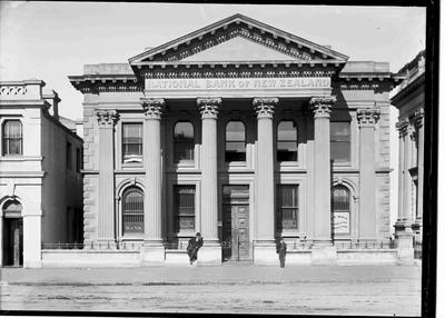 National Bank of New Zealand (originally built for Bank of Otago in 1871)