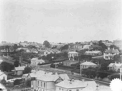 Wharfe Street and Wansbeck Street
