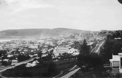 Elevated View, Oamaru