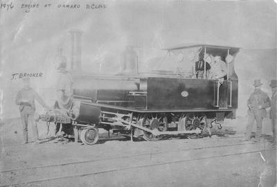 Railway in North Otago