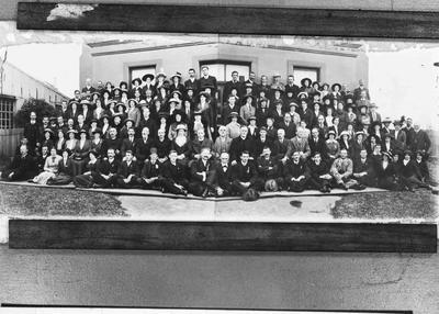 South School Reunion (?) c.1925.