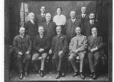 Waitaki County Council Staff