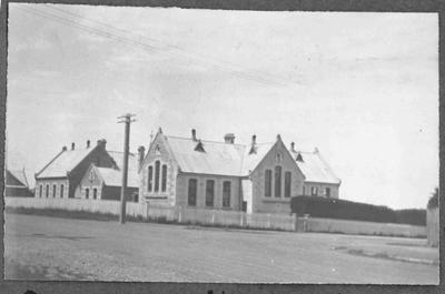 Oamaru North School 1920