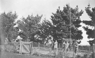 Kokoamo School Gardens; 848P