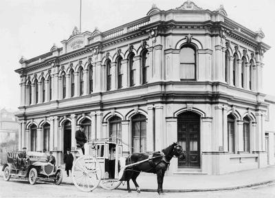 Northern Hotel c.1908 - 1914?