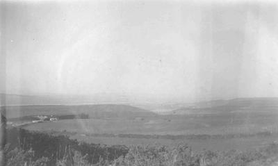 View facing north from Kokoamo c.1920.; 866P