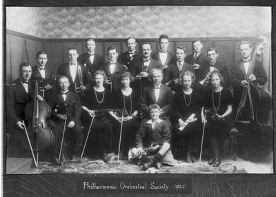 Philharmonic Orchestral Society 1925